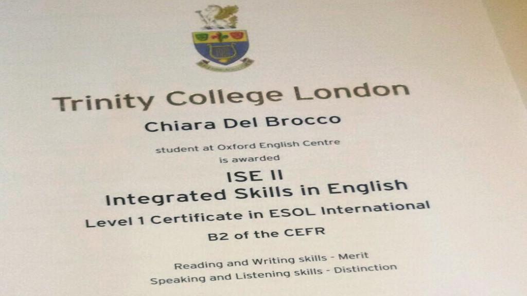 Inglese   Oxford English Centre Frosinone